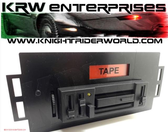 K.I.T.T. - KRW Radio Produktefoto